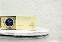 Althaea natural skin care / Althaea natural skin care packaging