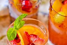 Drinks/Beverages / by Elizabeth Benson (Arganian)