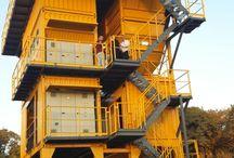Lintec - Ixon / Plantas de Asfalto, Concreto y Produccion de Bases