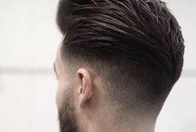 Gentlemen's Hair Cut Guide