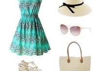 Ways to Wear a Sundress / A few outfit ideas for a sundress!