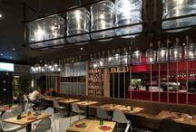 Идеи для интерьера ресторана/бара