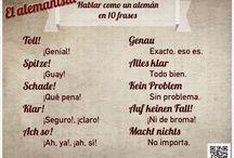 spanish/deutche