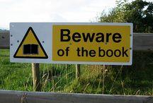Banned Books Week / Vision board for BBW 2013 / by Annie Hayner-Sprague
