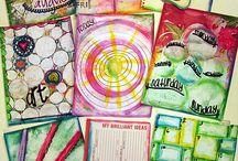 Art Journals! / Art journals and journals in general. / by Lea Daugherty