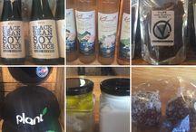 Vegan snacks / Gelatine-free & dairy-free