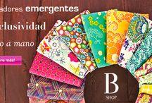 BOGADIA SHOP / En nuestra tienda encontrarás diseñadores emergentes que crean para ti productos exclusivos hechos a mano con mucho amor