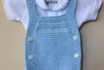 Knitting for Baby Boys