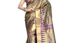 Stunning Wholesale Designer Sarees in silk fabric
