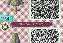 Animal Crossing Pattern