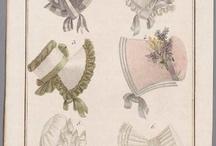 1800s - 1830s Bonnets & Hats