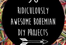 Bohemian Diy Projects