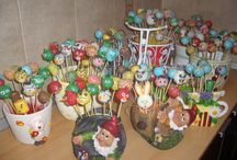 Cake pop roMania / We try to make your dreams comes true for baby showers to bridal showers, birthdays for the young. From Angry Birds to Hello Kitty or your favorite team, and even your company logo we will design the perfect cake pops for any occasion all while keeping your budget in mind.