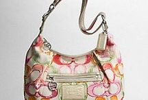 My Own Coach / Coach Hand Bags and Accessories  / by Christy Gay