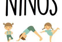 Yoga / Niños