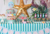 Birthday Party Ideas / by Denise Montalbano