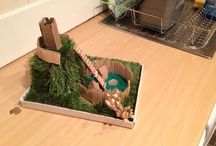 motte and bailey castle how to make a