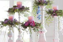 Decoratiuni / Aranjamente florale