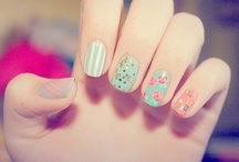 nails  / by Elise Waara