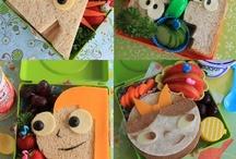 Food - Lunchbox Fun / by Lori U