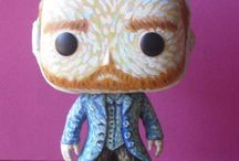 Pop Funkos / They are cool