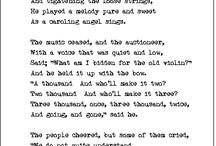 Poetry / by Susanna Eslin