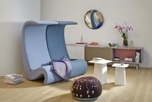 Muebles de Diseño / Mobiliario de diseño. Modelos de varios de los diseñadores más importantes en muebles de interior y de exterior.