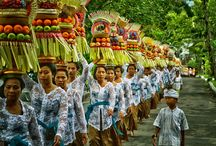 Balinese ceremonies / Special on the districts and village will not be the same with other place in bali. www.balicreativedesigner.com