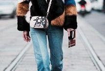 faux fur looks