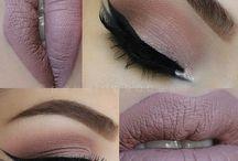 Mauvey / Makeup mauve madness
