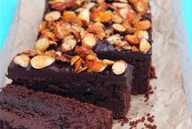 брауни и шоколадные торты
