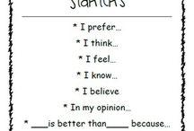 Teaching First Grade: Writing {Opinion}