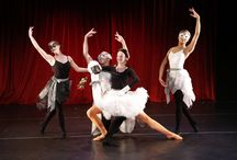 Ballerina Swan Performance / Ballerina Swan Performance at Theater 3 in Midtown Manhattan