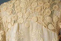 Irish Crochet / by Chandrayee Biswas