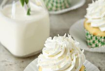 Cupcakes, Cakes, Pies / Cupcake, cake and pie recipes