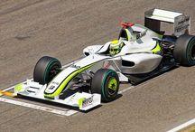 F1 Mercedes (Brawn GP) / ティレル→B・A・R→ホンダF1→ブラウンGP→メルセデスGP
