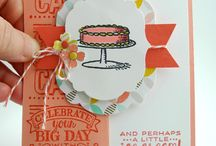 Big Day - Stampin' Up / by Anna Gradl Files