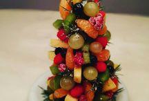 VisualFood / Centrotavola per le prossime festività! Buon Natale !!!