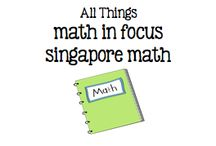 All Things Math in Focus Singapore Math / All Things Math in Focus Singapore Math / by Boy Mama Teacher Mama