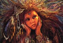 Art of Josephine Wall