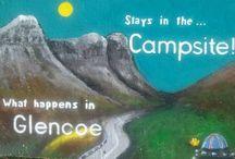 Camping In Scotland / Camping In Scotland