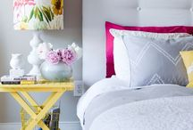 Beautiful Bedrooms / Gorgeous bedrooms that are a sanctuary for relaxation and rest.