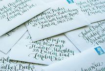 lettering / by Sarah Struwe