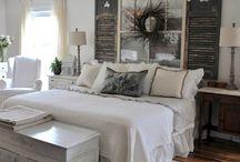 Farmhouse Bedroom by Elle