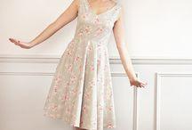 Dressesd