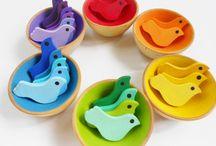 pro učení ... barvy, tvary