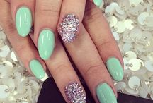 Nails / Cute designs and colours I'm going to try