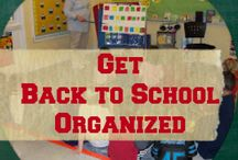 Back to school / by JadeLouise Designs / Amber