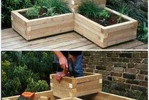 Plante -kasser -urner