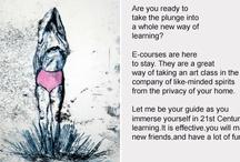 Great Online Art Classes!